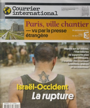 Courrier international N. 1255