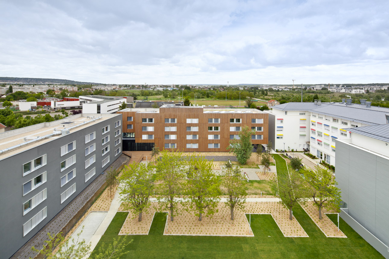 2013 - LE PENHUEL - logements foyer - poissy sous carrieres_30