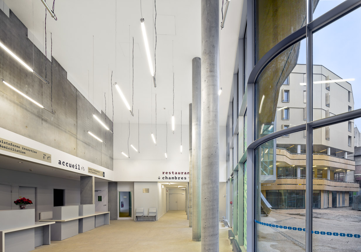 2014 - ROBAIN GUIEYSSE - centre hebergement - paris 1306