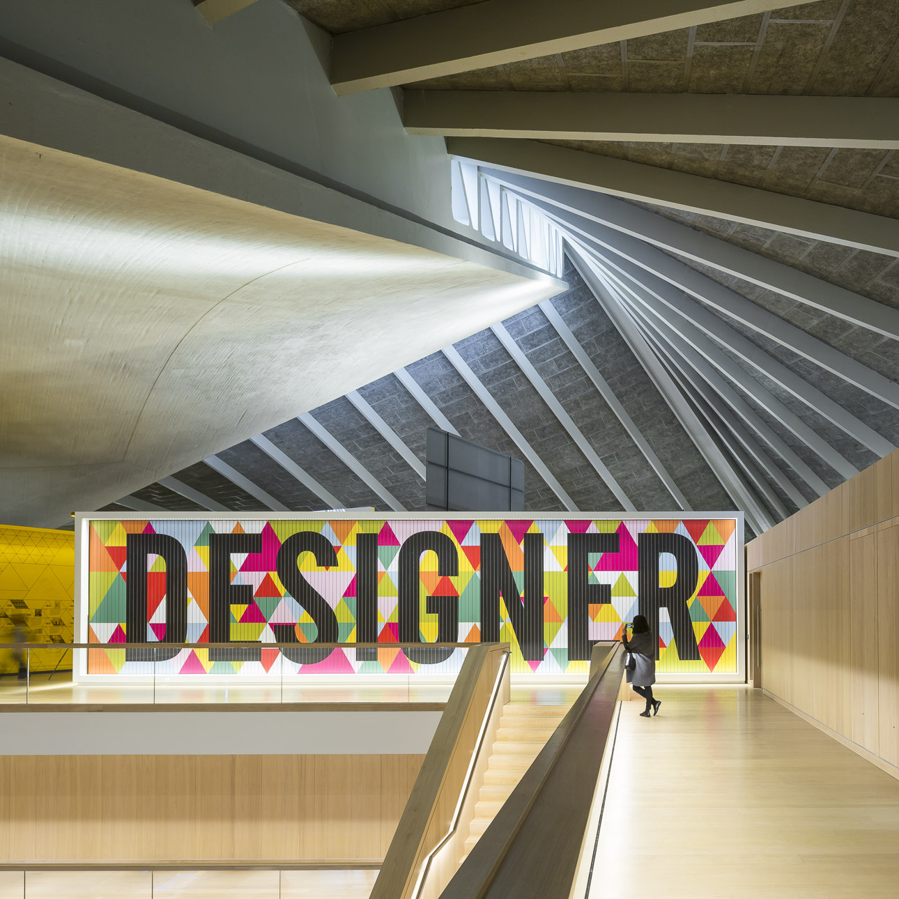 photo-BOEGLY+GRAZIA-2016-JOHN PAWSON-OMA-design museum-london-Low Res-A-18