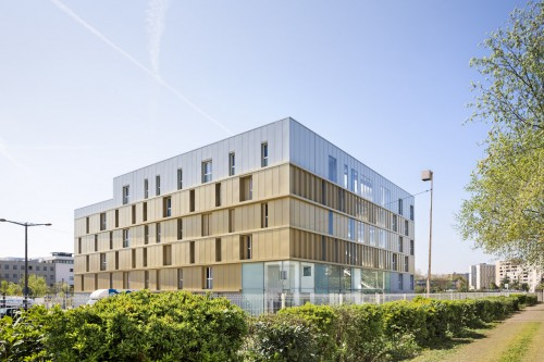 Social housing - vaux en velin