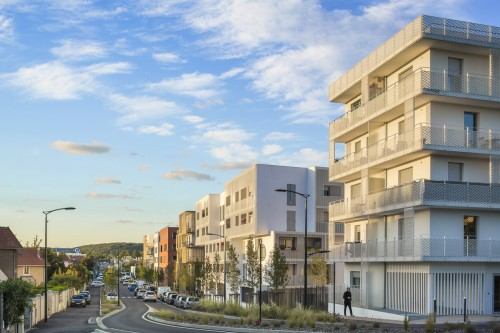 Eco-neighborhood - Palaiseau