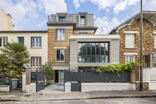 Extension maison - Suresnes